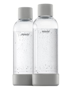 mysoda 2er-Set Trinkflaschen