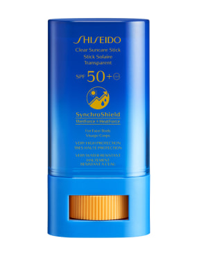 SHISEIDO CLEAR SUNCARE STICK SPF50+
