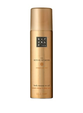 RITUALS MEHR - BODY MOUSSE TO OIL