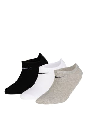 Nike 3er-Pack Sneakersocken NO SHOW