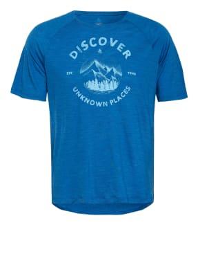 odlo T-Shirt CONCORD mit Merinowolle