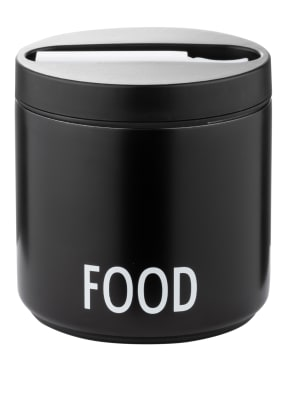 DESIGN LETTERS Thermo-Lunchbox FOOD LARGE
