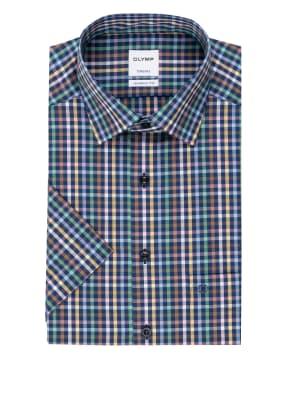 OLYMP Kurzarm-Hemd Tendenz modern fit