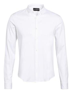 EMPORIO ARMANI Jerseyhemd Slim Fit