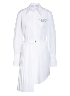 Off-White Hemdblusenkleid