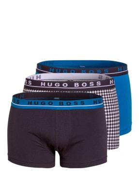 BOSS 3er-Pack Boxershorts ONE DESIGN