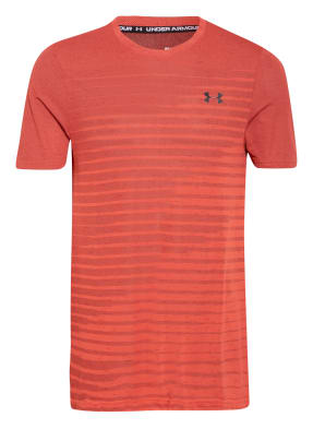 UNDER ARMOUR T-Shirt UA SEAMLESS FADE mit Mesh-Einsatz