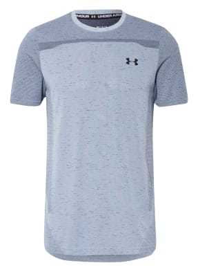 UNDER ARMOUR T-Shirt UA SEAMLESS mit Mesh-Einsatz