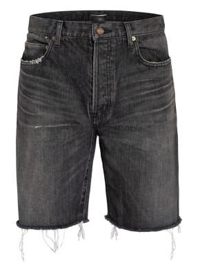 SAINT LAURENT Jeans-Shorts