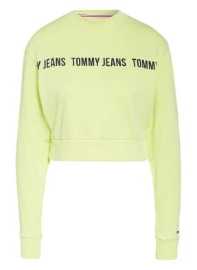 TOMMY JEANS Cropped-Sweatshirt