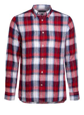 TOMMY HILFIGER Leinenhemd Regular Fit