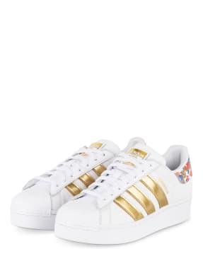adidas Originals Plateau-Sneaker SUPERSTAR BOLD