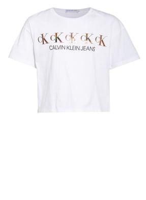 Calvin Klein Cropped-Shirt