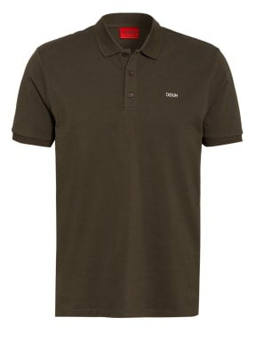 HUGO Piqué-Poloshirt DONOS Regular Fit
