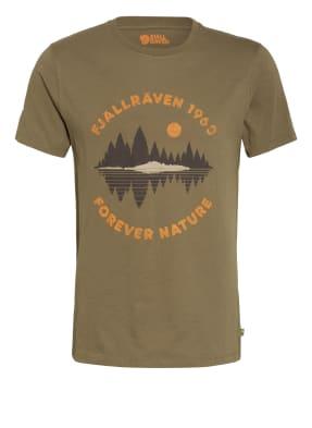 FJÄLLRÄVEN T-Shirt FOREST MIRROR
