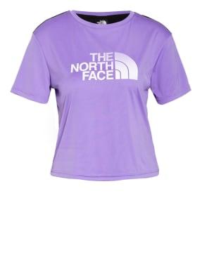 THE NORTH FACE T-Shirt MA mit Mesh-Einsatz