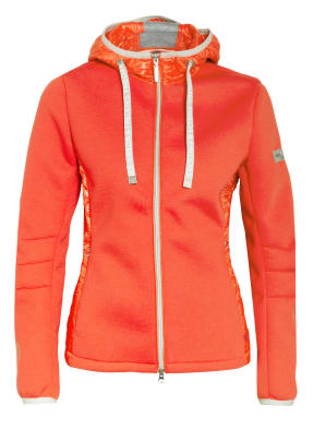 FRIEDA&FREDDIES Sweatjacke mit Steppeinsatz