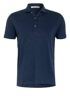 Stefan Brandt Jersey-Poloshirt aus Leinen