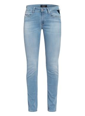 REPLAY Skinny Jeans NEW LUZ HYPERFLEX RE-USED X-L.I.T.E.