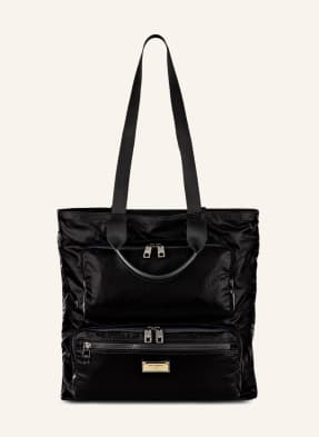 DOLCE&GABBANA Shopper NERO SICILIA DNA