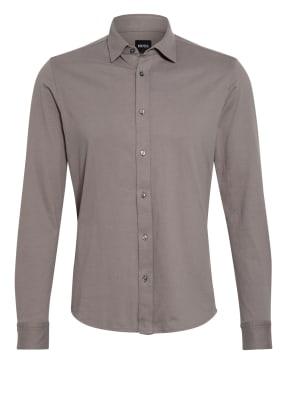 BOSS Jerseyhemd MYPOP Slim Fit