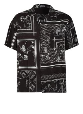 DENHAM Resorthemd BOWLING Comfort Fit