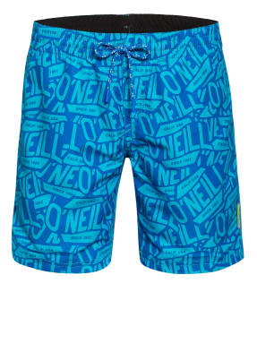 O'NEILL Badeshorts STICKERPRINT