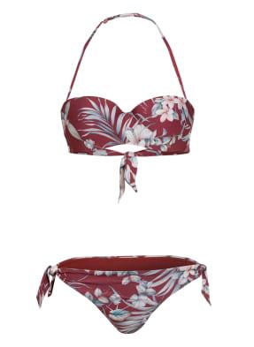 EMPORIO ARMANI Bandeau-Bikini TROPICAL GARDEN