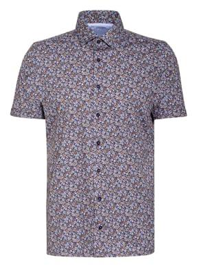 OLYMP Kurzarm-Hemd Luxor 24/7 modern fit aus Jersey