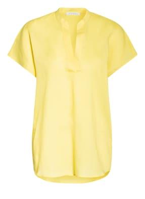 ETERNA Blusenshirt mit Leinen