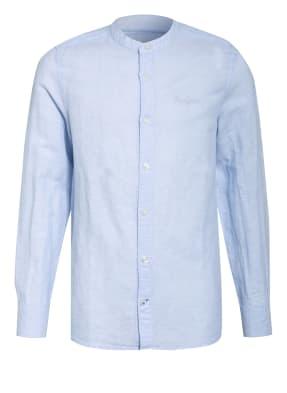 Pepe Jeans Hemd mit Leinen