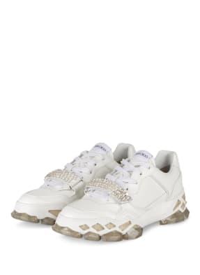 JIMMY CHOO Plateau-Sneaker DIAMOND X