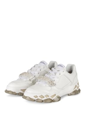 JIMMY CHOO Plateau-Sneaker DIAMOND X
