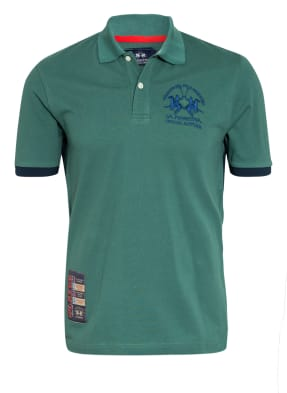 LA MARTINA Piqué-Poloshirt Regular Fit