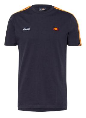 ellesse T-Shirt VERSA mit Galonstreifen