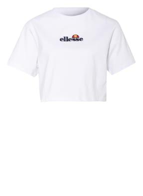 ellesse Cropped-Shirt FIREBALL