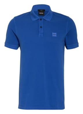 BOSS Piqué-Poloshirt PRIME Slim Fit