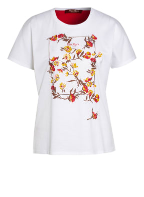 MaxMara STUDIO T-Shirt mit Stickereien