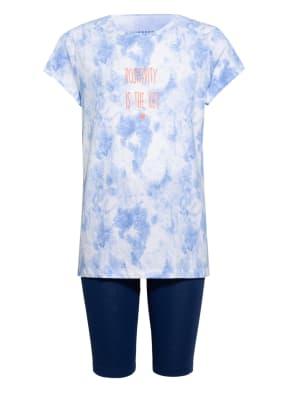 SCHIESSER Shorty-Schlafanzug NATURAL LOVE
