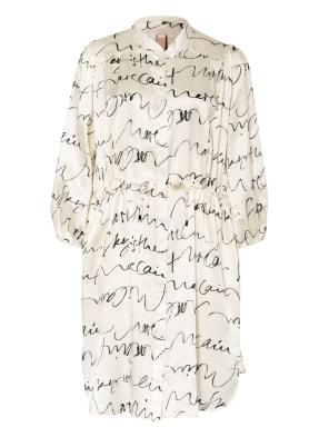 MARC CAIN Hemdblusenkleid mit Seide