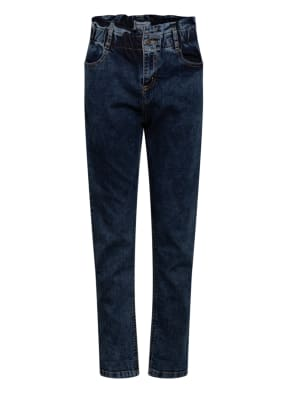 BLUE EFFECT 7/8-Paperbag-Jeans