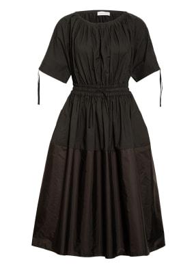 MONCLER Kleid im Materialmix