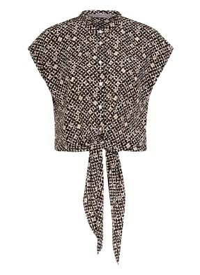 MARELLA Blusenshirt MANIOCA aus Seide