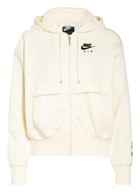 Nike Sweatjacke AIR mit Mesh-Besatz