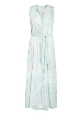 bella dahl Kleid mit Leinen