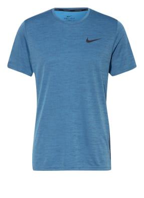 Nike T-Shirt PRO mit Mesh-Einsatz