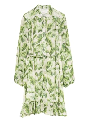 Jadicted Hemdblusenkleid mit abnehmbarer Schluppe