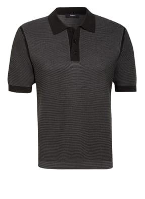 Theory Strick-Poloshirt