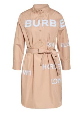 BURBERRY Hemdblusenkleid KILEY