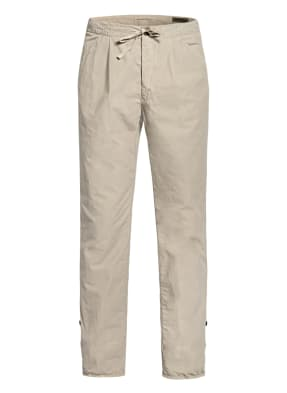 INCOTEX Chino im Jogging-Stil Extra Slim Fit